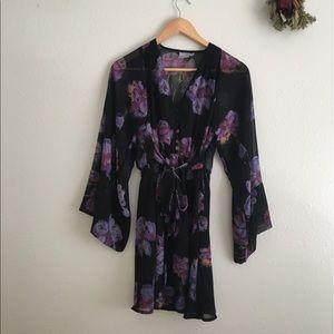 gorgeous kimono romper